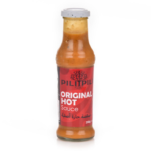 Pili Pili Original Hot Sauce 250g
