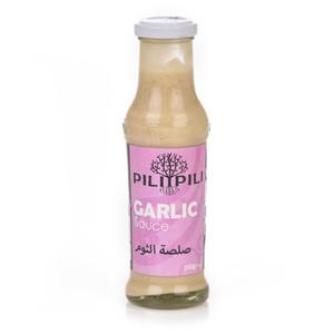 Pili Pili Garlic Sauce 250g