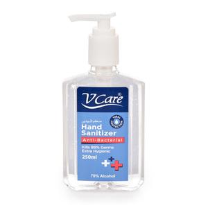 V Care Hand Sanitizer Gel 250ml