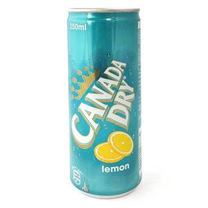 Canada Dry Lemon 250ml