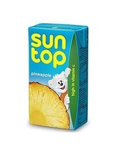 Suntop Pineapple 125ml