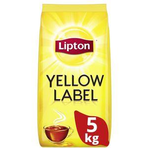 Lipton Yellow Label Black Loose Tea 5kg