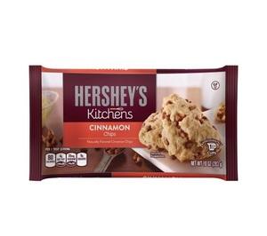 Hersheys Cinnamon Chips 283g