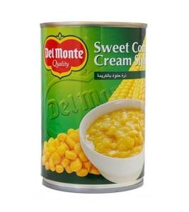 Del Monte Sweet Corn In Cream Style 410g