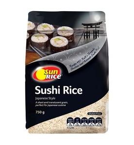 Sunrice Sushi Rice 750g