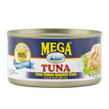 Mega Tuna Flakes Spanish Style 180g
