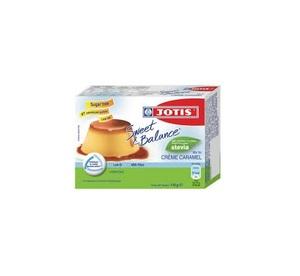 Jotis Sweet & Balance Cream Caramel 114g