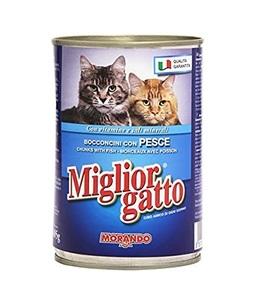 Miglior Fish Chunks Cat Food 405g