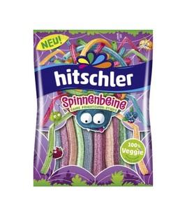 Hitschler Spinnenbeine Gum Sticks 125g