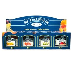 St. Dalfour Assorted Jam 28g
