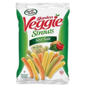 Sensible Portions Garden Veggie Straws 120g