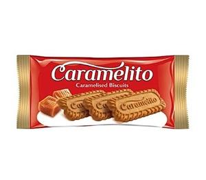 Nabil Caramelito Caramelised Biscuits 136g