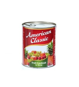 American Classic Fruit Cocktail 850g