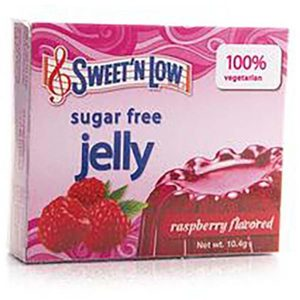 Sweet N Low Raspberry Jelly 10.5g