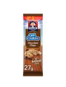 Quaker Oats Choco Cookies 27g