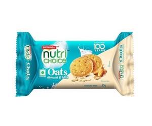 Britannia Nutri Choice Oat Almond Milk 75g