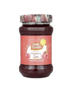 Daily Fresh Raspberry Jam 450g