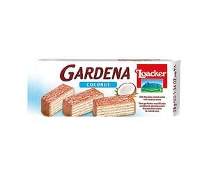 Loacker Gardena Coconut Wafer 38g