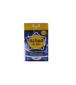 Alaila White Basmati Rice 5kg