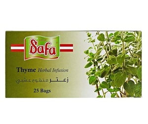 Thyme Tea Bags Zaatar 2x25g