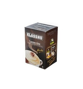 Klassno Cappuccino Mocha 18g
