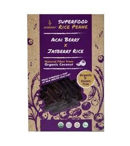 Jasberry Rice Fettuccine Acai Berry 227g