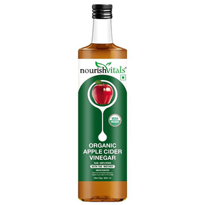 Villa Grimelli Organic Apple Cider Vinegar Unfiltered 500ml