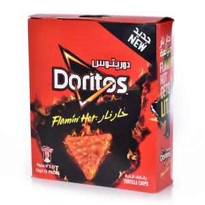 Doritos Flaming Hot 12x23g