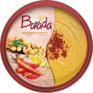 Barada Hummus Spicy 280g