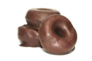 Chocolate Donuts 3pcs