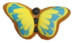 Butterfly Biscuit 4pcs