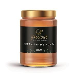 Grecious Thyme Honey 280g