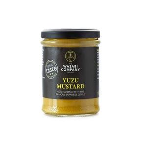 Wasabi Company Yuzu Mustard 175g
