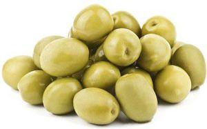 Egyptian Black/Green Olives 250g