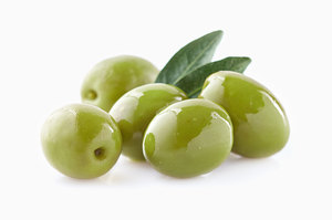 Tjordan Green Olive 250g