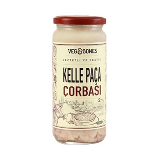Veal, Head And Trotter Soup (Kelle Paca Corbasi) 480ml