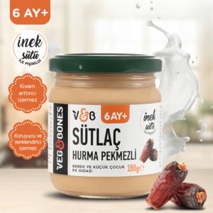 Rice Pudding With Date Molasses (Hurma Pekmezli Sutlac) 190g