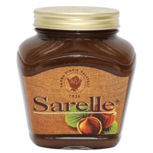 Hazelnut Paste With Cocoa (Kakaolu Findik Ezmesi) 700g