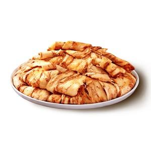 Frozen Cooked Sliced Chicken Shawarma (Donuk Pismis Dilimli Tavuk Doner) 500g