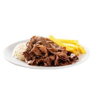 Frozen Cooked Sliced Beef Shawarma (Donuk Pismis Yaprak Et Doner) 500g