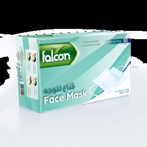 Falcon Face Mask 50s