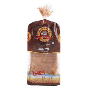 Al Jadeed Brown Bread 1pc