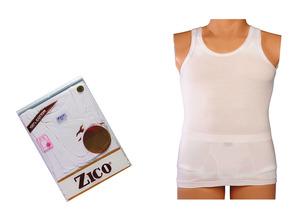 Zico Men's T-Shirt Silver 1pc