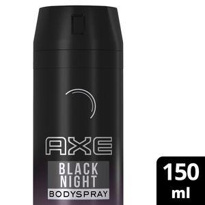 Axe Bodyspray For Men Black Night 150ml