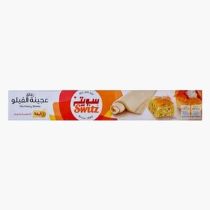 Switz Filo Pastry Sheets 450g