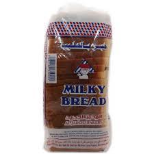 Al Jadeed Milky Bread Medium 475g