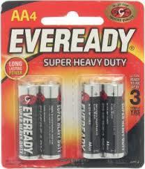Eveready Bp 4 Super Heavy Duty 1pc