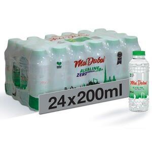 Mai Dubai Alkaline Zero Sodium 24x200ml