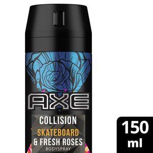 Axe Skateboard & Fresh Roses Deodorant For Men 150ml