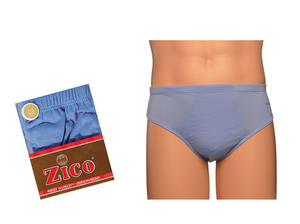Zico Men's Colour Brief 1s